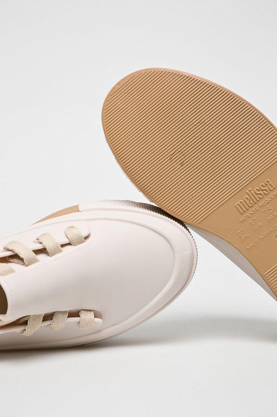 Melissa - Cipő Ulitsa Sneaker  Szár: szintetikus anyag Belseje: szintetikus anyag, textil Talp: szintetikus anyag