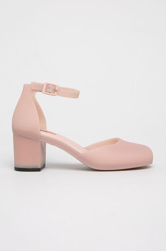 rózsaszín Melissa - Szandál Femme High Női