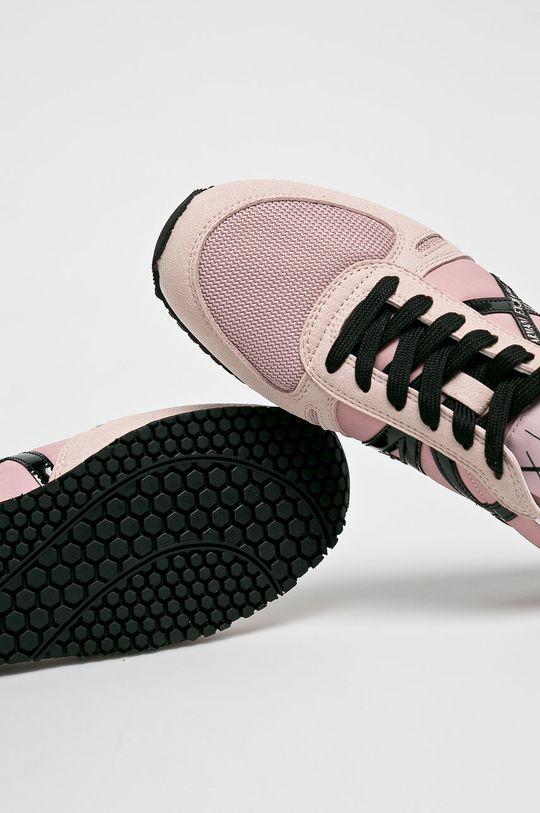 ružová Armani Exchange - Topánky