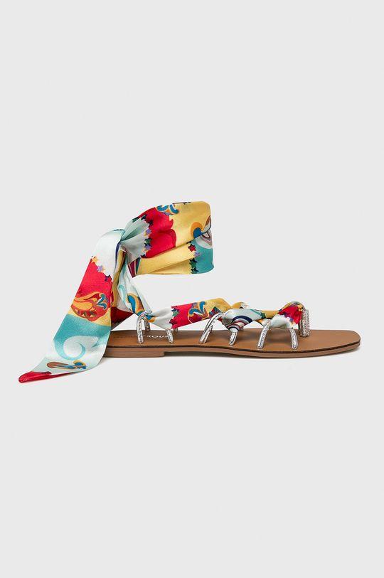 galben Glamorous - Sandale De femei
