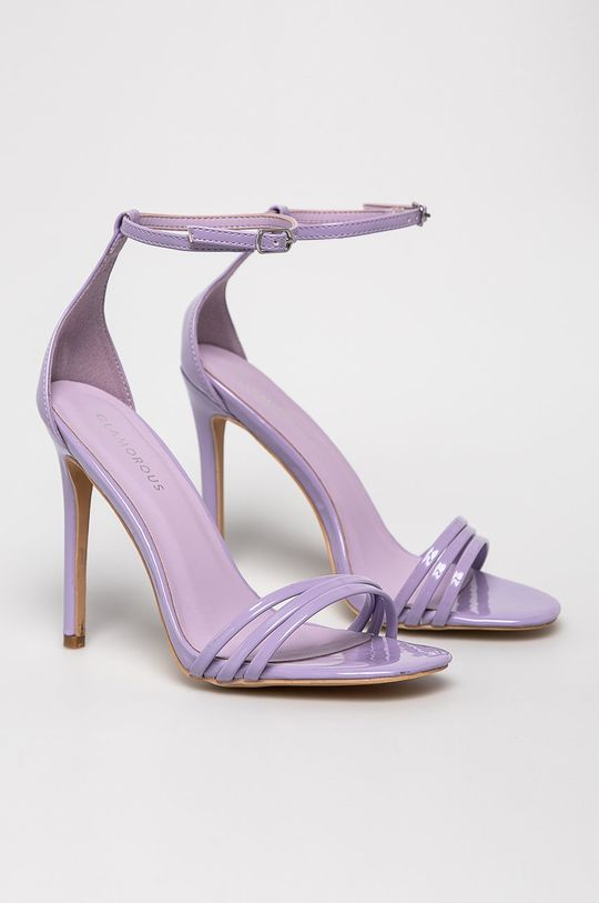 Glamorous - Sandale violet