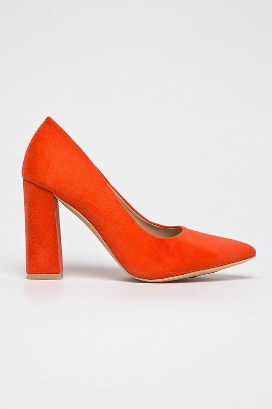 portocaliu Glamorous - Pantofi cu toc De femei