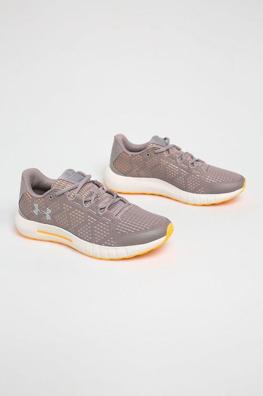 Under Armour - Pantofi W Micro G Pursuit Gamba: Material textil Interiorul: Material textil Talpa: Material sintetic