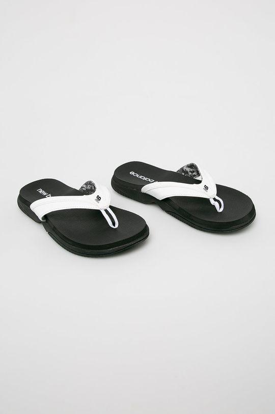 New Balance - Flip-flop W6090WK fehér