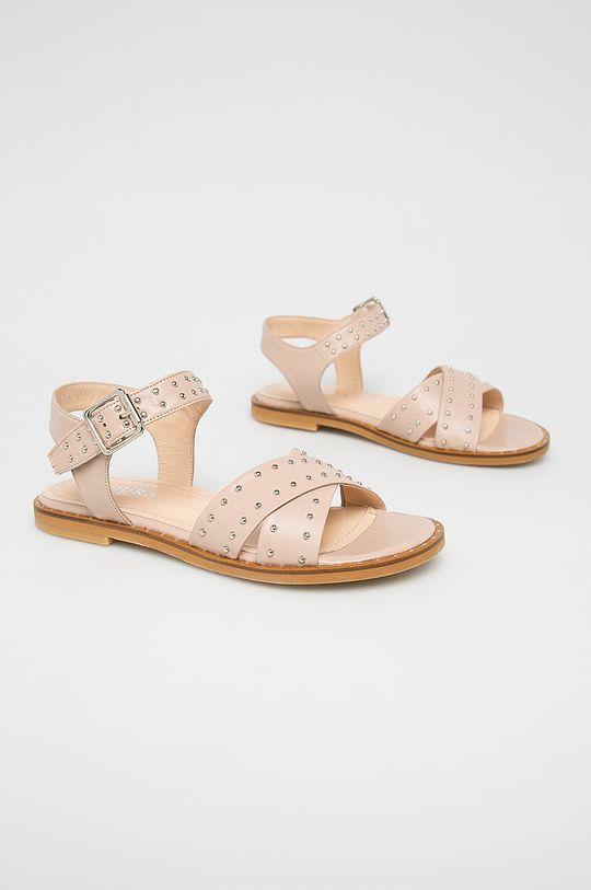 Badura - Sandale bej