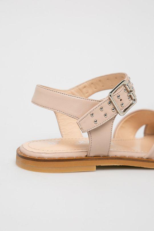 Badura - Sandale Gamba: Piele naturala Interiorul: Piele naturala Talpa: Material sintetic