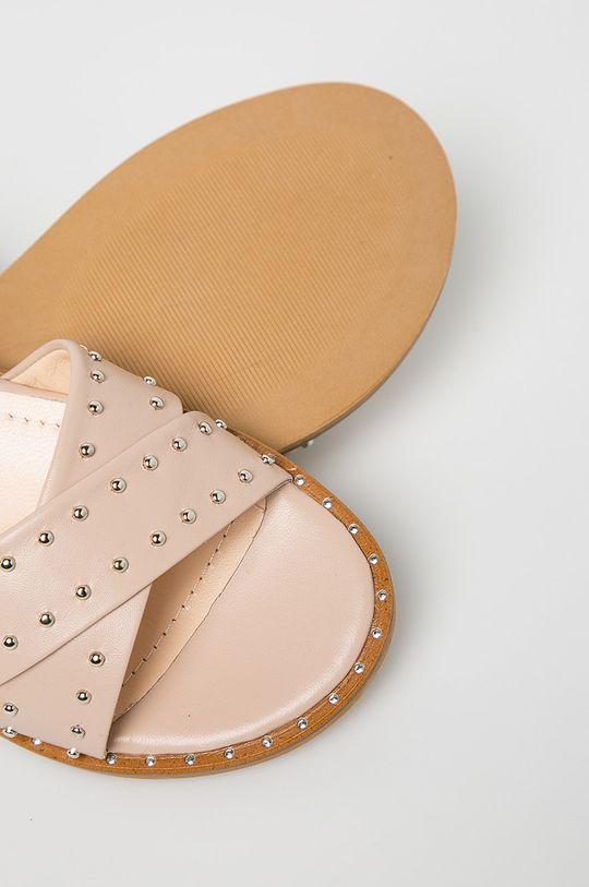 bej Badura - Sandale