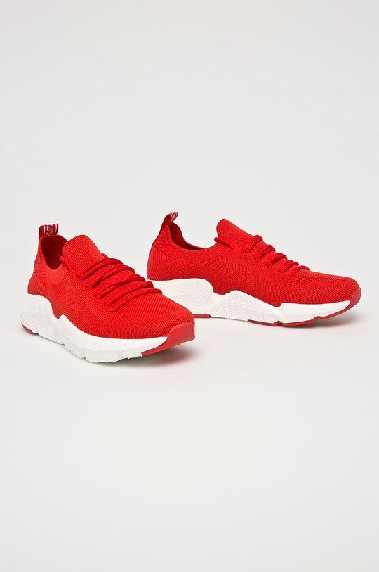 Big Star - Topánky červená