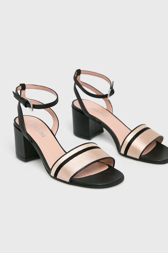 Pollini - Sandály černá