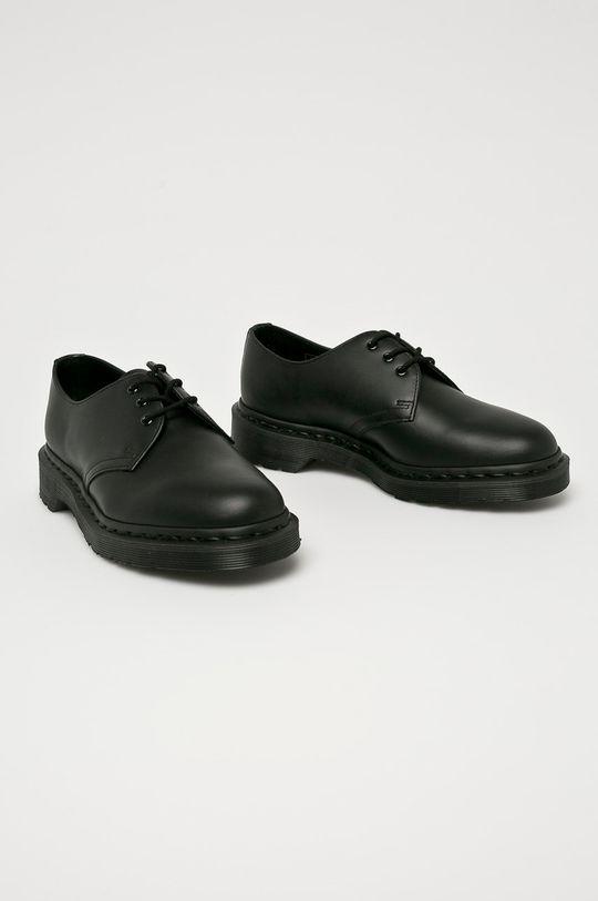 Dr Martens - Туфлі чорний