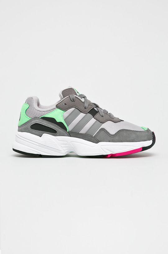 sivá adidas Originals - Topánky Yung-96 Dámsky