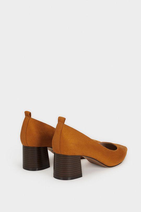 Parfois - Lodičky  Svršek: Textilní materiál Vnitřek: Umělá hmota, Textilní materiál Podrážka: Umělá hmota