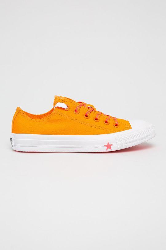 portocaliu Converse - Tenisi De femei