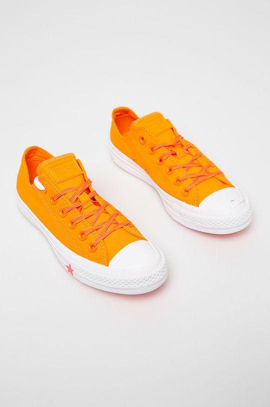 Converse - Tenisi portocaliu