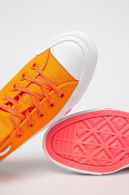 portocaliu Converse - Tenisi