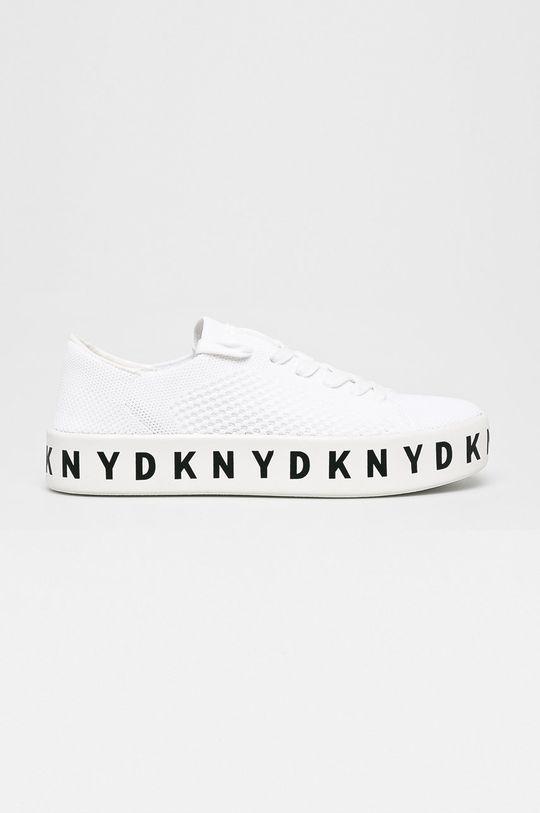 fehér Dkny - Cipő Banson - Lace Up Pla Női