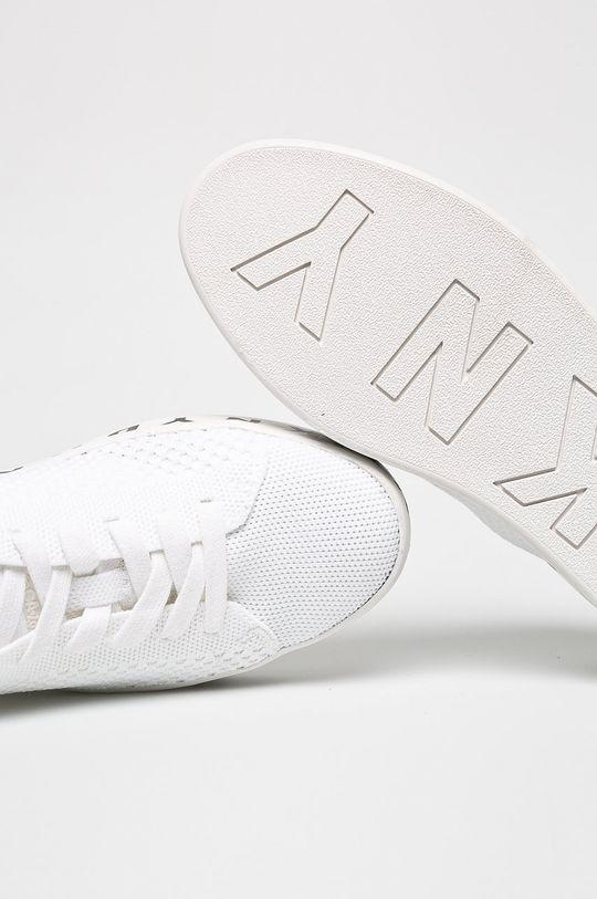 fehér Dkny - Cipő Banson - Lace Up Pla