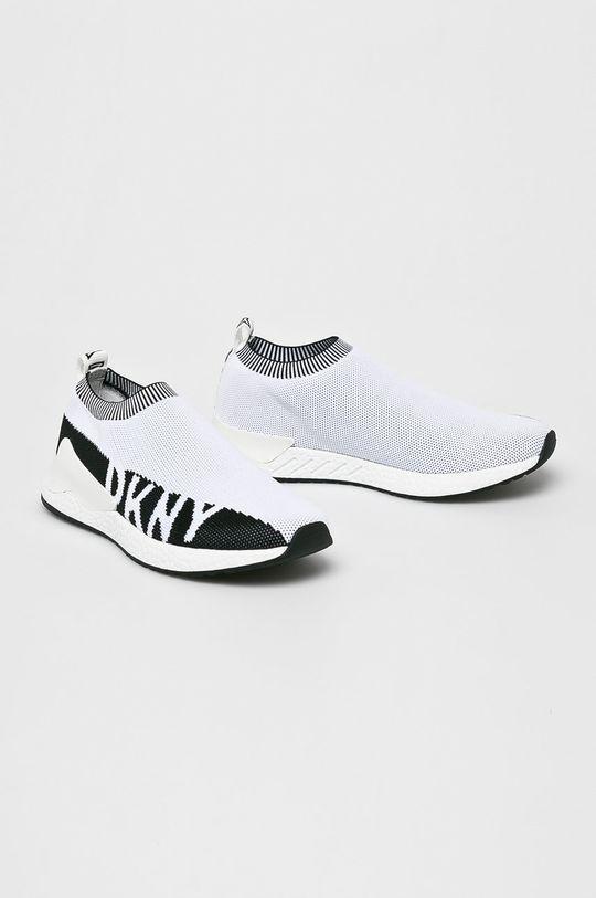 Dkny - Cipő Rini-Slip On Sneak fehér