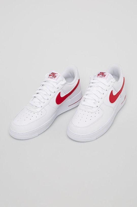 Nike Sportswear - Cipő Air Force 1 '07  Szár: szintetikus anyag, természetes bőr Belseje: textil Talp: szintetikus anyag