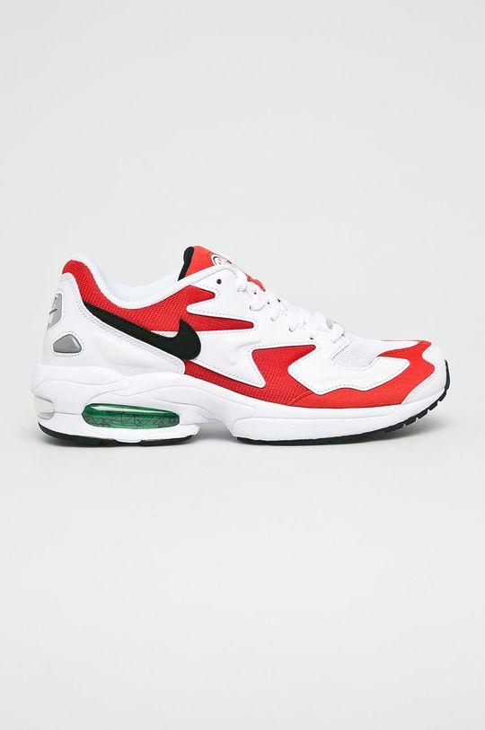 bílá Nike Sportswear - Boty Dámský