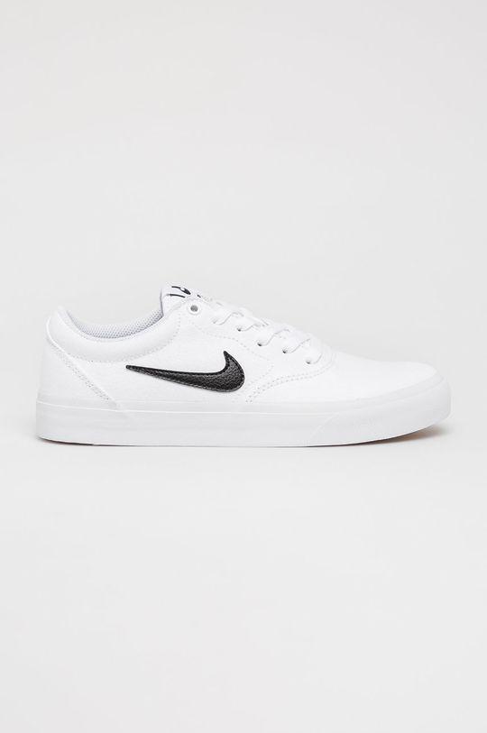 bílá Nike - Kecky Dámský