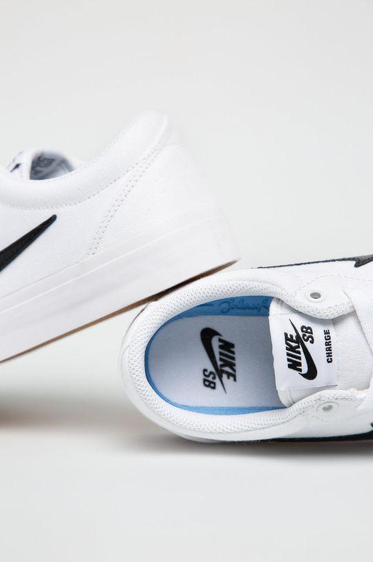 bílá Nike - Kecky