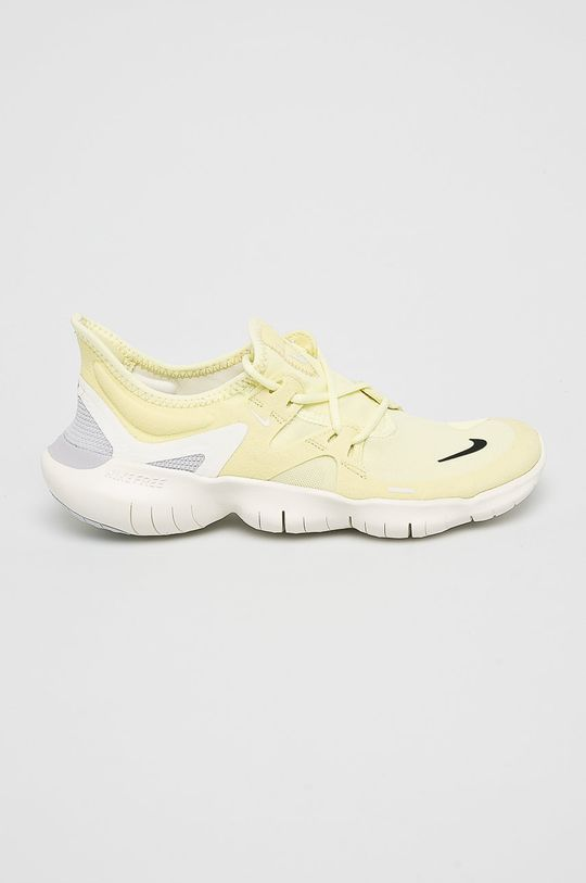 sárga Nike - Cipő Free RN 5.0 Női
