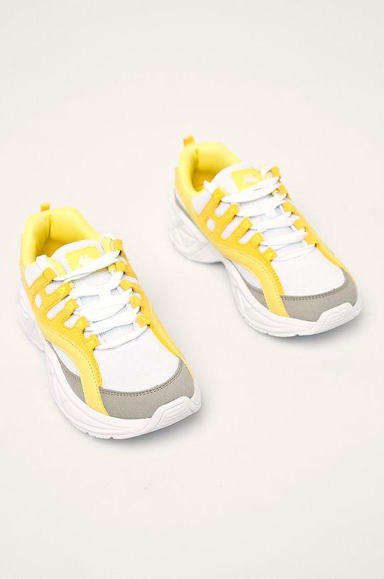 Kappa - Boty Overton žlutá
