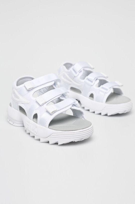 Fila - Sandały biały