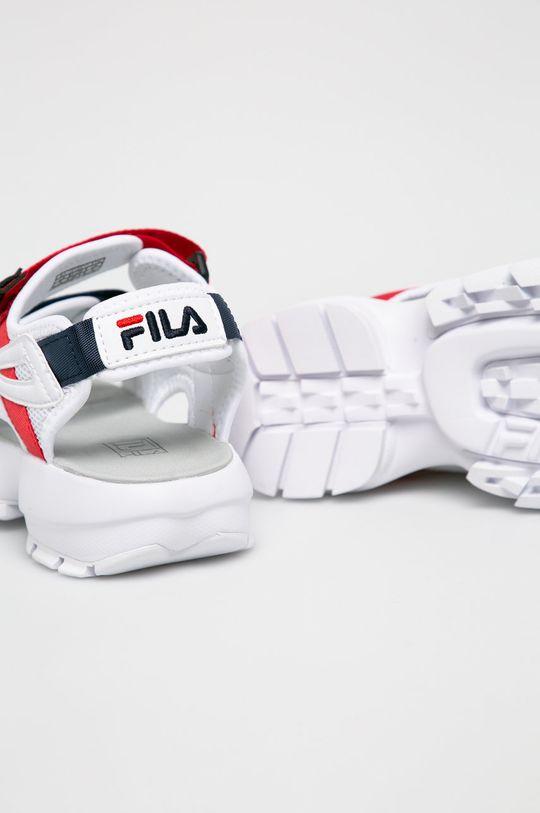 Fila - Sandále Disruptor  Zvršok: Syntetická látka, Textil Vnútro: Textil Podrážka: Syntetická látka