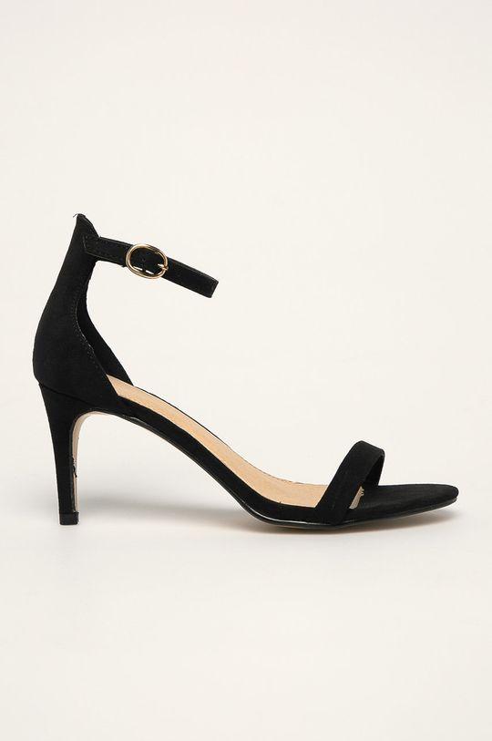 negru Truffle Collection - Pantofi cu toc De femei