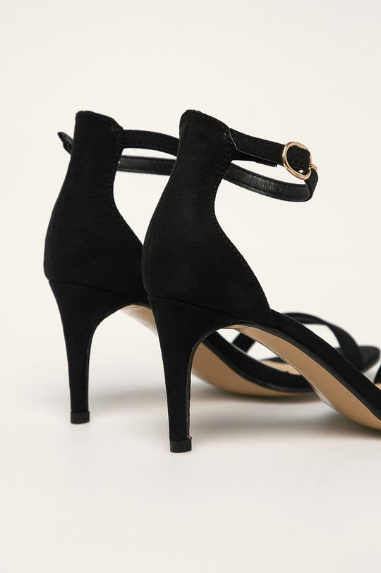 Truffle Collection - Pantofi cu toc Material sintetic