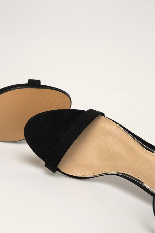 čierna Truffle Collection - Sandále
