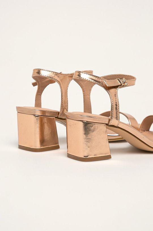 Truffle Collection - Pantofi cu toc Gamba: Material sintetic Interiorul: Material sintetic Talpa: Material sintetic