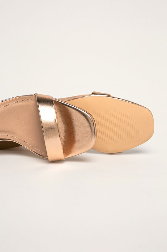 roz murdar Truffle Collection - Pantofi cu toc