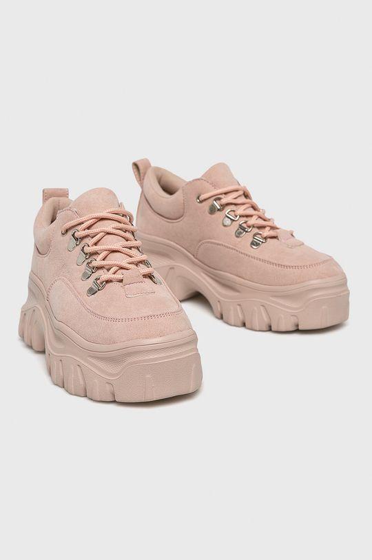 Truffle Collection - Pantofi NINETY1 roz pastelat