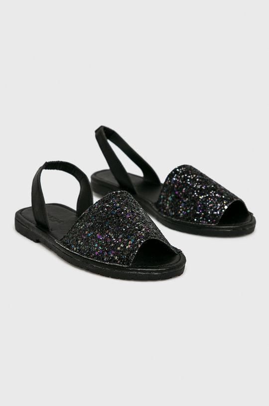 Truffle Collection - Sandale negru