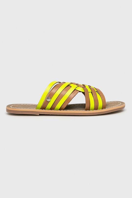 žlutá Pepe Jeans - Boty Dámský
