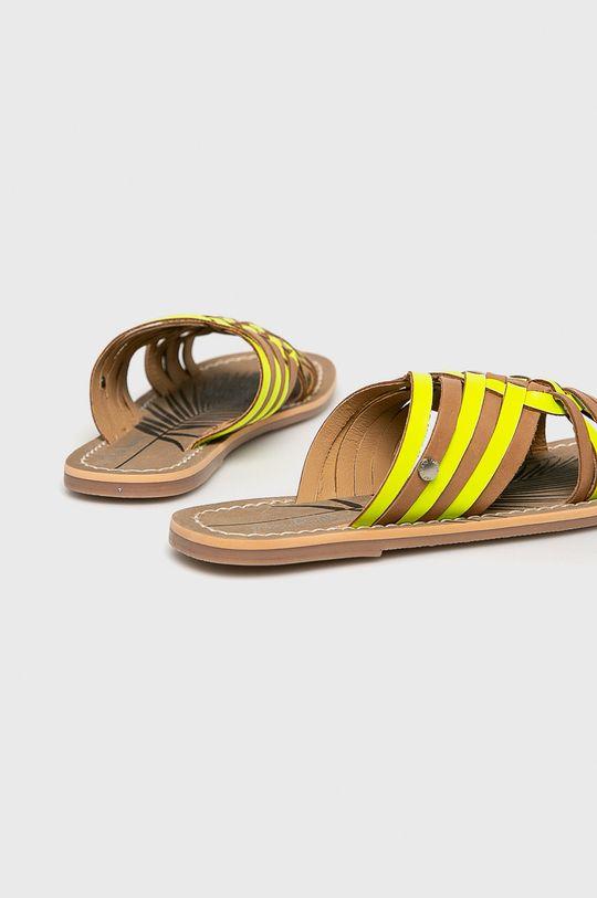 Pepe Jeans - Boty žlutá