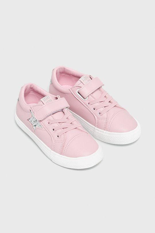 Big Star - Tenisówki dziecięce różowy