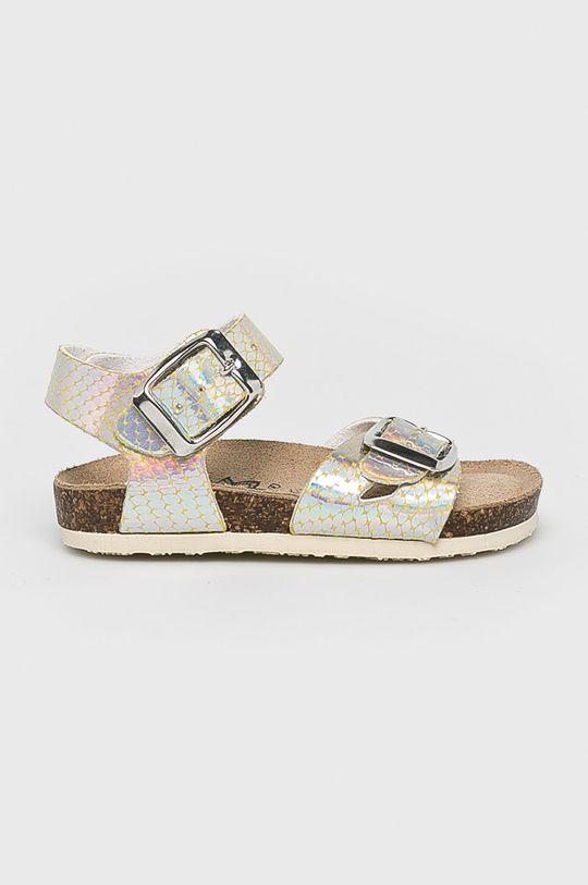 béžová Primigi - Dětské sandály Dívčí