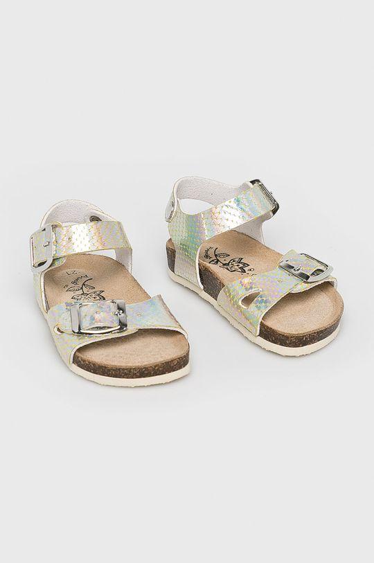Primigi - Dětské sandály béžová