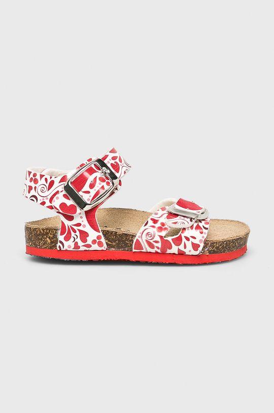 červená Primigi - Dětské sandály Dívčí