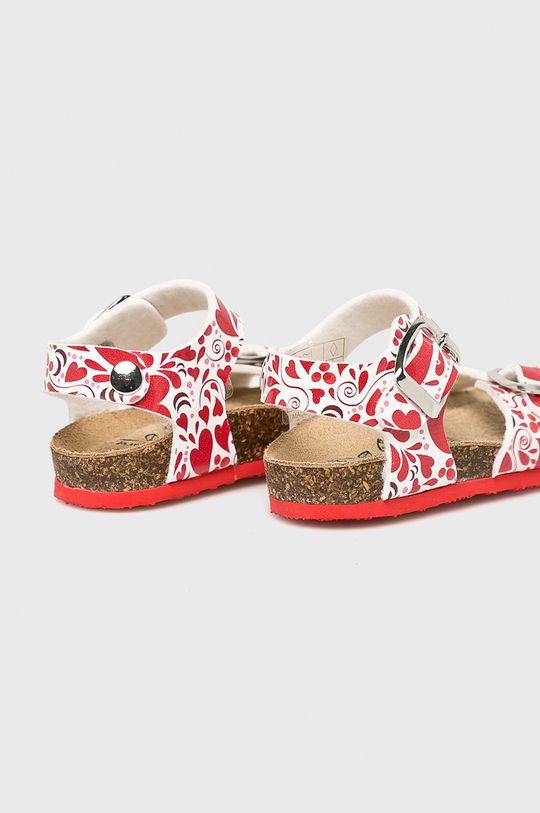 Primigi - Dětské sandály Svršek: Umělá hmota Vnitřek: Umělá hmota Podrážka: Umělá hmota Vložka: Přírodní kůže