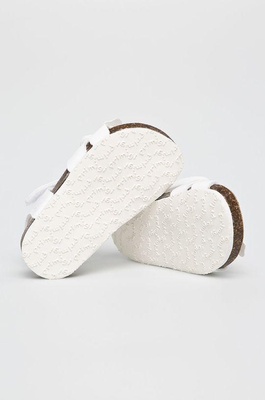 bílá Primigi - Dětské sandály