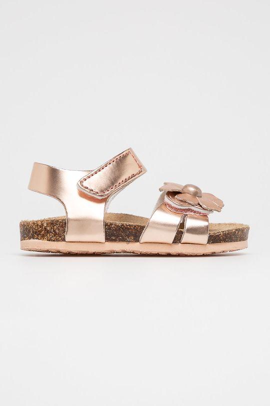 starorůžová Primigi - Dětské sandály Dívčí