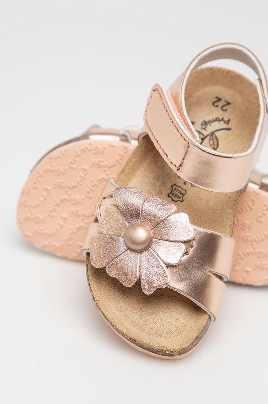 Primigi - Dětské sandály starorůžová