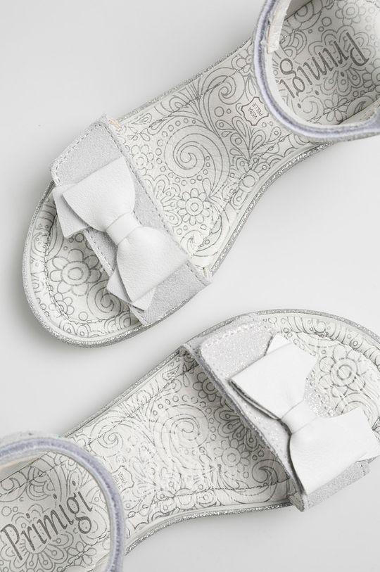 stříbrná Primigi - Dětské sandály