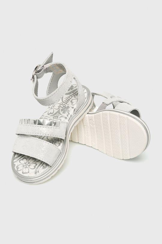 šedá Primigi - Dětské sandály
