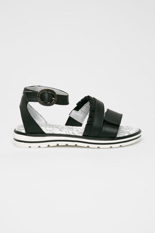 černá Primigi - Dětské sandály Dívčí